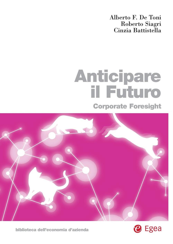 cover Anticipare il futuro